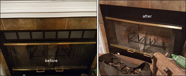 How to Stop Fireplace Drafts | How to Seal a Fireplace